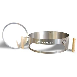 Kettle Pizza Oven Converter Kit For Kettle BBQ By Symple Stuff
