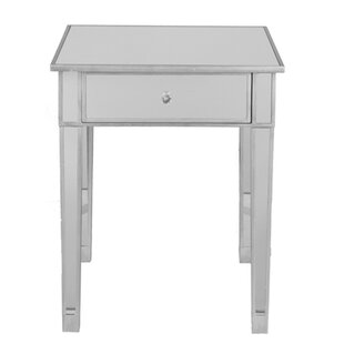 Kylie End Table With Storage