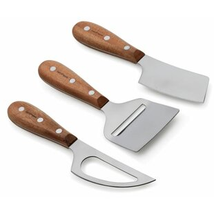 Fromage 3 Piece Cheese Knife Set
