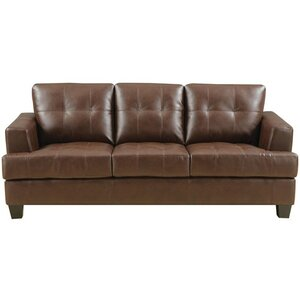 Wellhead Leather Sofa
