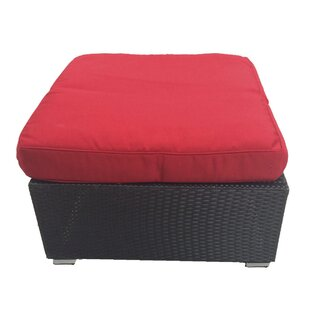 Kingsdown Ottoman with Cushion by Brayden Studio