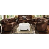 Enloe 4 Piece Living Room Set by Astoria Grand