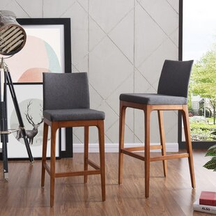 Plunkett 26.5 Bar Stool (Set of 2)