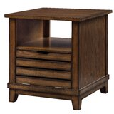 Bogner End Table with Storage by Millwood Pines