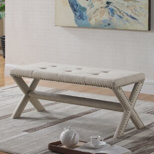 Vanslyke Upholstered Bedroom Bench