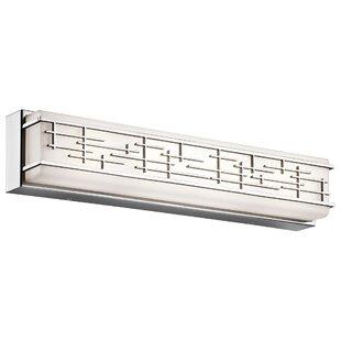 Brayden Studio Bustamante 1-Light Bath Bar