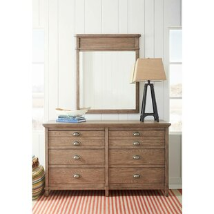 Best Reviews Driftwood Park 6 Drawer Double Dresser with Mirror by Stone & Leigh™ by Stanley Furniture Reviews (2019) & Buyer's Guide