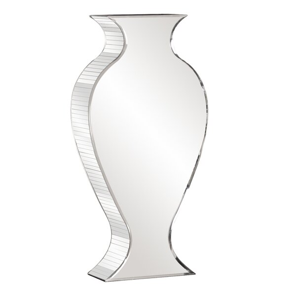 Mosaic Mirrored Vase Wayfair