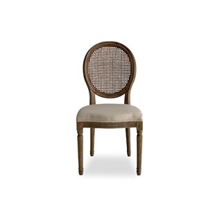 Montclaire Upholstered Dining Chair (Set of 2) by One Allium Way
