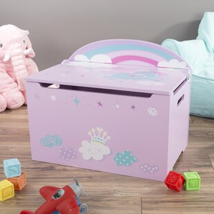 Where buy  Poe Seat Toy Storage Bench By Harriet Bee