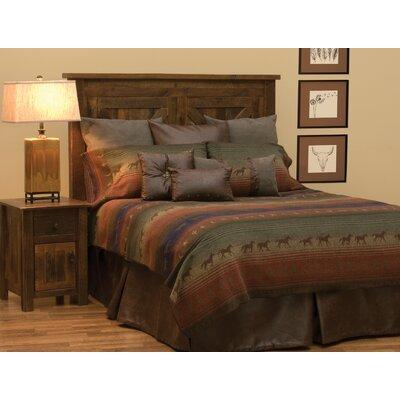 Hassan Bedspread Loon Peak