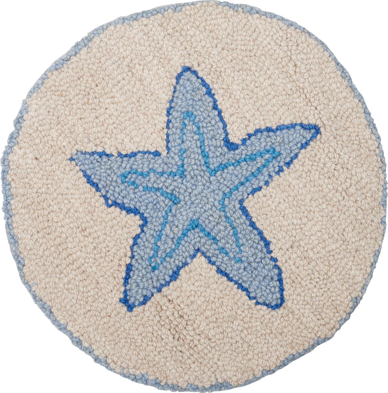 Great Amity Home Starfish Chair Pad U0026 Reviews   Wayfair