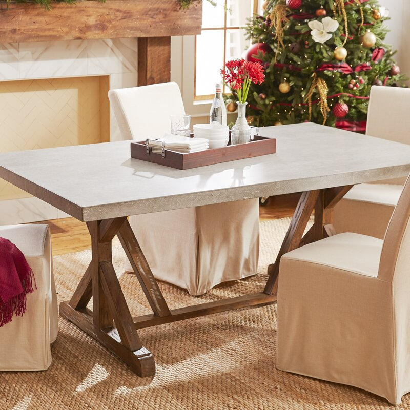 Charlton home wydmire dining table reviews wayfair