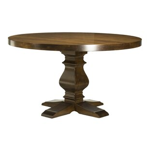 Gaspard Maple Solid Wood Dining Table DarHome Co