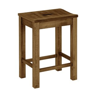 Compare Shelton 23 Bar Stool (Set of 2) by Loon Peak Reviews (2019) & Buyer's Guide