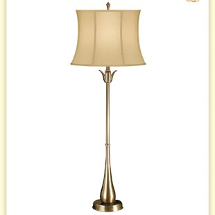 Tulip Brass 36 Buffet Lamp