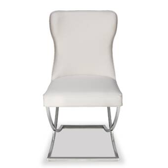 Jonathan Charles Fine Furniture Uptown Classic Upholstered Queen Anne Back Side Chair In Gray Fruitwood Wayfair