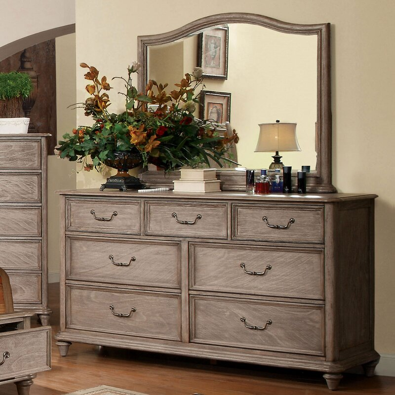 Darby Home Co Marylou 5 Drawer Dresser