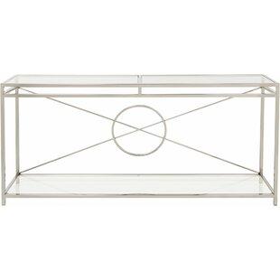 Reynaldo Rectangle Console Table ByWilla Arlo Interiors