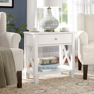 Beachcrest Home Flintridge End Table