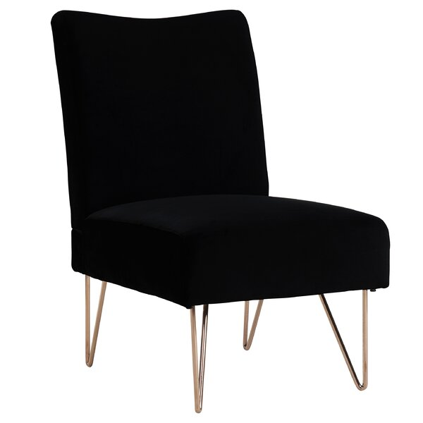 Super Modern Contemporary Helmuth Slipper Chair Allmodern Uwap Interior Chair Design Uwaporg