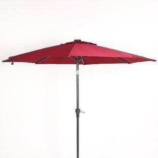 Alcott Hill Hatter 9' Market Umbrella
