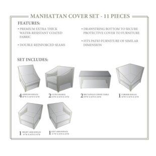 TK Classics Manhattan Winter 11 Piece Cov..