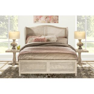 Bogle Panel Bed by Bungalow Rose