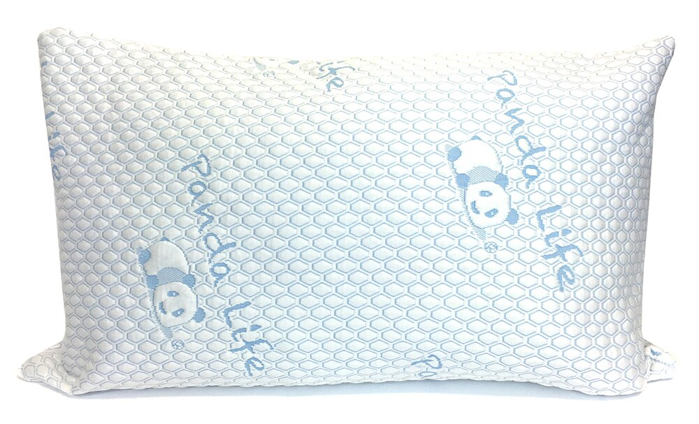 shredded cooling memory foam pillow