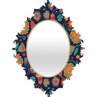 Deny Designs Arcturus Bloom 1 Baroque Accent Mirror