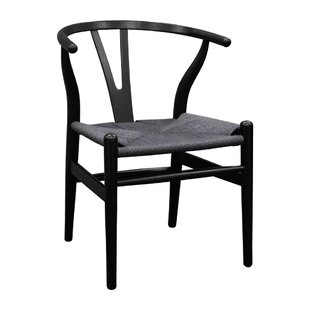 Burgher Solid Wood Dining Chair