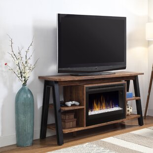Best Fiona TV Stand for TVs up to 55 with Fireplace by Dimplex Reviews (2019) & Buyer's Guide