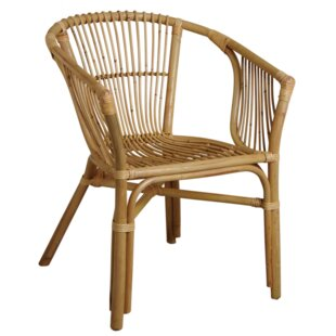 Landaff Natural Tub Chair (Set Of 2) By Bay Isle Home