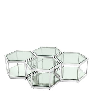 Sax Coffee Table (Set Of 4) by Eichholtz Spacial Price