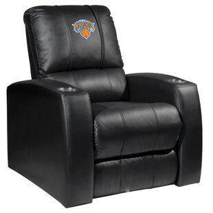 HT Leather Manual Recliner Dreamseat