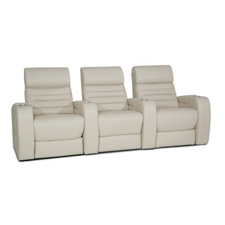 Alexandria Home Theater Sofa (Row of 3) by Palliser Furniture SKU:DB800430 Purchase