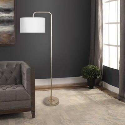 Gold Floor Lamps You Ll Love In 2019 Wayfair