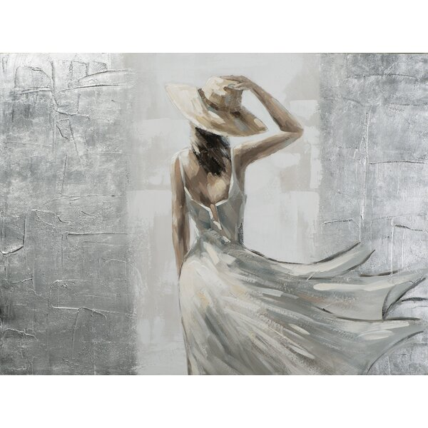 Silver Framed Wall Art | Wayfair.co.uk