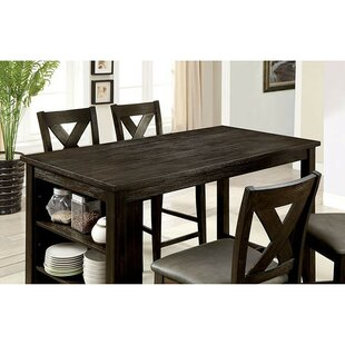 Keana Counter Height Dining Table Gracie Oaks