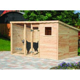 Perugiadino Garden Kennel by dCor design
