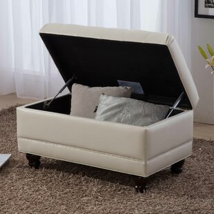NOYA USA Castillian Upholstered Storage Bench