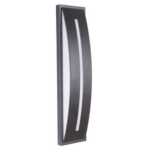 Ronnie LED Outdoor Sconce by Wade Logan