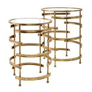 Littleville 2 Piece Nesting Tables by Mercer41