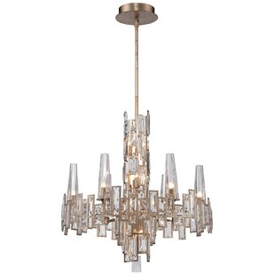Bel Mondo 12-Light Chandelier by Metropol..