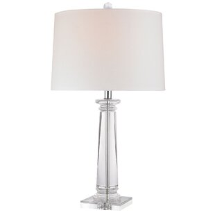 Presley Classical Column LED 27 Table Lamp