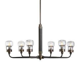 Williston Forge Carter 6-Light LED Candle..