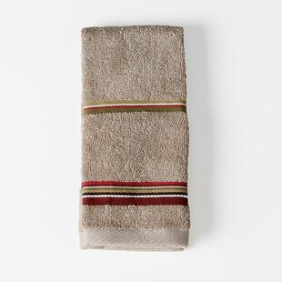 Madison 100% Cotton Fingertip Towel