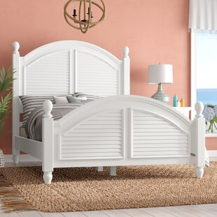 Dickens Panel Bed by Beachcrest Home