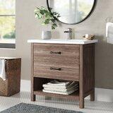 Nenita 32 Single Bathroom Vanity Set by Union Rustic