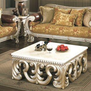 Astoria Grand Dowler 2 Piece Coffee Table Set